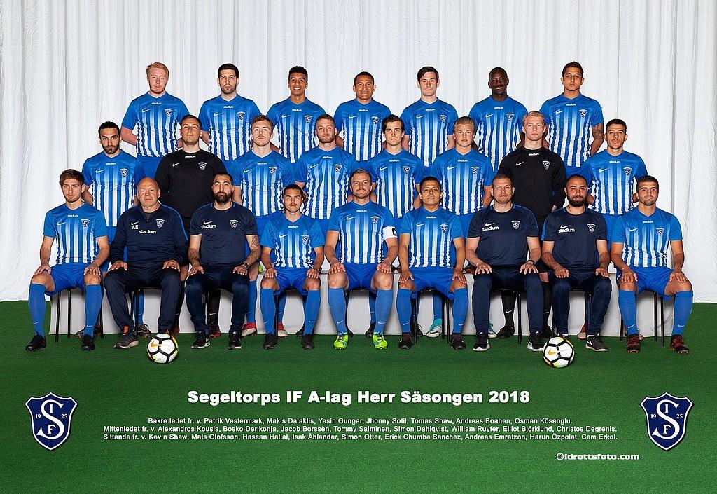 Segeltorps Idrottsförening - A-Lag Herrar Fotboll f5de92b6bbcc5
